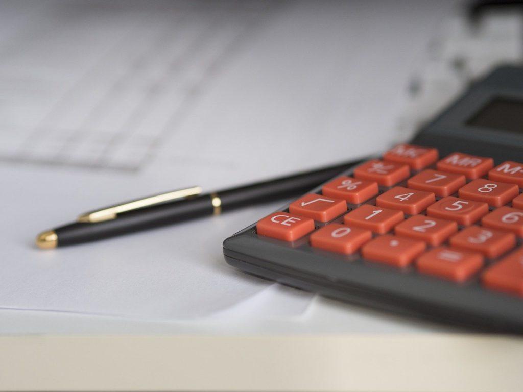 business calculator calculation 861325 Asesoría CFP